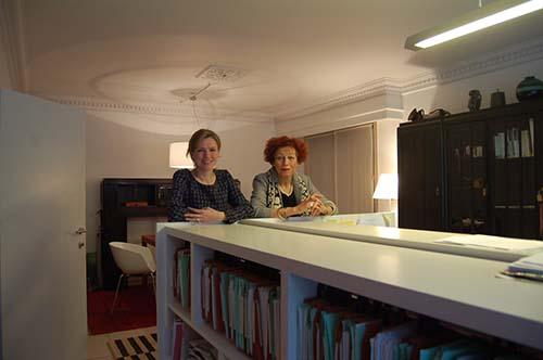Ann Van Hoey & Bie Verbeke : Stekene Advocaat
